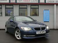 USED 2010 10 BMW 3 SERIES 2.0 320I SE 2d AUTO 168 BHP
