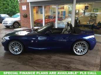 View our BMW Z4 M