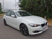 2013 BMW 3 SERIES 2.0 316D SE 4d 114 BHP £9490.00