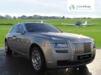 USED 2013 13 ROLLS-ROYCE GHOST 6.6 V12 EWB 4d AUTO 564 BHP