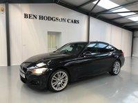 2013 BMW 3 SERIES 2.0 320D XDRIVE M SPORT 4d 181 BHP £11995.00