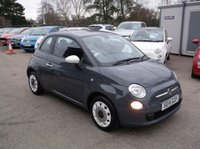 2014 FIAT 500 1.2 COLOUR THERAPY 3d 69 BHP £5350.00