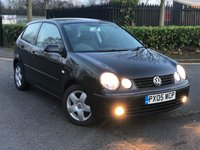 USED 2005 05 VOLKSWAGEN POLO 1.9 SPORT TDI 3d 99 BHP