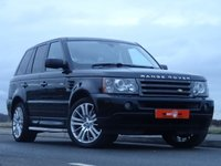 USED 2009 09 LAND ROVER RANGE ROVER SPORT 2.7 TDV6 SPORT HSE 5d AUTO 188 BHP APPLY FOR FINANCE ON OUR WEBSITE STUNNING CAR