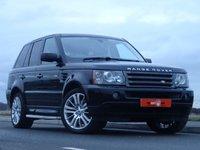 2009 LAND ROVER RANGE ROVER SPORT 2.7 TDV6 SPORT HSE 5d AUTO 188 BHP £11995.00