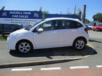 USED 2012 12 CITROEN C3 1.4 WHITE 5d 72 BHP 2 Owners .New MOT & Full Service Done on purchase + 2 Years FREE Mot & Service Included After . 3 Months Russell Ham Quality Warranty . All Car's Are HPI Clear . Finance Arranged - Credit Card's Accepted . for more cars www.russellham.co.uk  - Spare Key & Owners Book Pack.