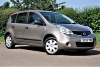 USED 2010 59 NISSAN NOTE 1.4 16v Visia 5dr Economical low cost motoring