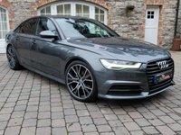 2015 AUDI A6 2.0 AVANT TDI ULTRA S LINE 5d AUTO 188 BHP £19450.00