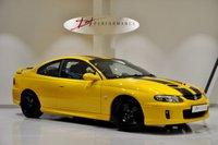 2005 VAUXHALL MONARO 5.7 V8 2d RARE COLOUR FUN  INVESTMENT