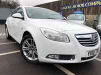USED 2010 10 VAUXHALL INSIGNIA 1.8 EXCLUSIV 5d 138 BHP FULL SERVICE HISTORY