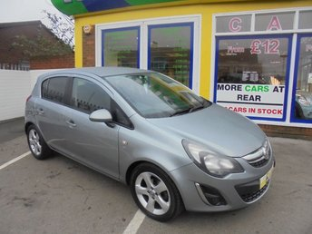 View our VAUXHALL CORSA