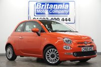 2015 FIAT 500 1.2 LOUNGE HIGH SPEC NEW MODEL ! £6780.00