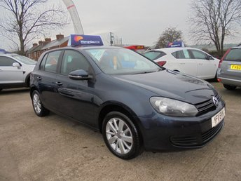 2011 VOLKSWAGEN GOLF 1.6 MATCH TDI DSG 5d AUTOMATIC 103 BHP, *1 OWNER* PARKING AID* STUNNING THROUGHOUT £6450.00
