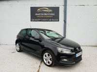 USED 2013 13 VOLKSWAGEN POLO 1.2 R LINE TSI 3d 104 BHP