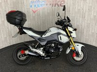 2017 HONDA MSX MSX 125 A-H 10 BHP ABS MODEL LOW MILEAGE 2017 67  £2490.00