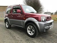 2008 SUZUKI JIMNY 1.3 JLX PLUS 78000 miles last owner 7 years  £5495.00