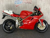 1996 DUCATI 748 DUCATI 748 MOT TILL APRIL 2019 RELATIVELY LOW MILES 1996  £3990.00