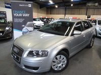 USED 2007 07 AUDI A3 1.6 SPECIAL EDITION 8V 5d 101 BHP