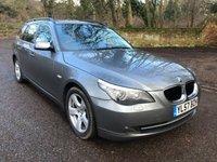 2008 BMW 5 SERIES 2.0 520D SE TOURING + LEATHER + BLUETOOTH AUTO 175 BHP £4500.00