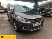 USED 2016 66 PEUGEOT 2008 1.6 BLUE HDI ALLURE 5d 100 BHP NEED FINANCE? WE CAN HELP!