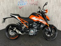 2017 KTM 125 DUKE 17 125 DUKE 17 ABS MODEL LOW MILEAGE ONLY 7 MILES 2017 17 £2790.00