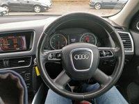 USED 2010 AUDI Q5 2.0 TDI QUATTRO SE 5d AUTO 168 BHP HEATED LEATHER  SEATS