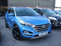 USED 2017 67 HYUNDAI TUCSON 1.7 CRDI SPORT EDITION 5d AUTO 139 BHP ANY PART EXCHANGE WELCOME, COUNTRY WIDE DELIVERY ARRANGED, HUGE SPEC