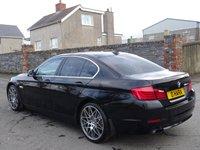 USED 2011 11 BMW 5 SERIES 2.0 520D SE 4d 181 BHP MOT NOVEMBER 2019