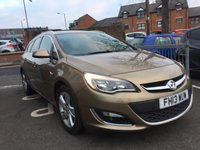 USED 2013 13 VAUXHALL ASTRA 2.0 SRI CDTI 5d 162 BHP AUTO DIESEL ESTATE! HIGH SPEC SRI MODEL WITH AIR CON AND ALLOY WHEELS!