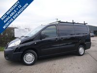 USED 2014 64 PEUGEOT EXPERT 1.6 HDI 1200 L2H1 1d 90 BHP NO VAT ---- LONG WHEEL BASE, 1.125 TONNES CARRYING WEIGHT, ROOF RACK
