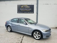 2010 BMW 3 SERIES 2.0 318I EXCLUSIVE EDITION 4d 141 BHP £5895.00