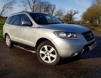 2007 HYUNDAI SANTA FE 2.2 CDX PLUS CRTD 5d + 7 SEATS + LEATHER + ROOF + EXTRAS £3450.00