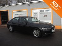 USED 2013 63 BMW 3 SERIES 2.0 320D EFFICIENTDYNAMICS BUSINESS 4d 161 BHP 16 Inch alloys, Free RAC Waranty, Car Previously supplied by us!!