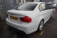 USED 2009 59 BMW 3 SERIES 2.0 318I M SPORT 4d 141 BHP