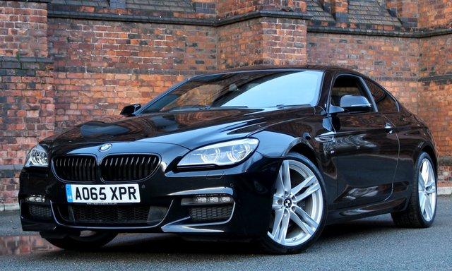 2015 65 BMW 6 SERIES 3.0 640D M SPORT 2d AUTO 309 BHP