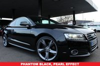 2010 AUDI A5 2.0 TDI S LINE SPECIAL EDITION 2d 168 BHP £9990.00