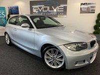 2008 BMW 1 SERIES 1.6 116I M SPORT 3d 121 BHP £4599.00