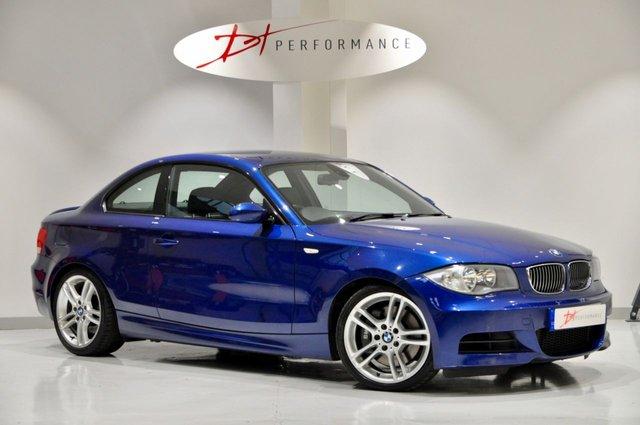 2009 09 BMW 1 SERIES 3.0 135I M SPORT 2d 302 BHP MANUAL