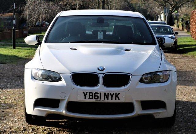 2012 61 BMW M3 4.0 M3 4d AUTO 415 BHP