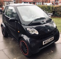 USED 2004 53 SMART FORTWO 0.7 PURE 3d AUTO 60 BHP ULTRA LOW MILES ONLY 35K VGC
