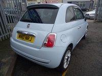 USED 2010 10 FIAT 500 1.2 S 3d 69 BHP