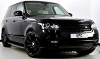 USED 2014 14 LAND ROVER RANGE ROVER 3.0 TD V6 Vogue SE 4X4 (s/s) 5dr Cost New £86k with £7k Extra's