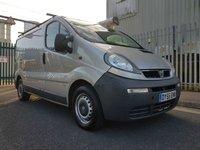 2005 VAUXHALL VIVARO 1.9 DI 2900 SWB 5d 80 BHP £3495.00