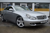 USED 2007 07 MERCEDES-BENZ CLS CLASS 3.0 CLS320 CDI 4d AUTO 222 BHP COMES WITH 6 MONTHS WARRANTY