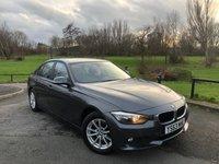 2013 BMW 3 SERIES 2.0 320D EFFICIENTDYNAMICS BUSINESS 4d 161 BHP £8289.00