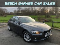 2013 BMW 3 SERIES 2.0 320D EFFICIENTDYNAMICS BUSINESS 4d 161 BHP £8289.00
