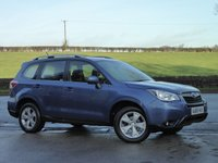USED 2015 65 SUBARU FORESTER 2.0 I XE 5d AUTO 148 BHP STUNNING, LOW MILEAGE, FULL HISTORY