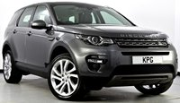 USED 2015 65 LAND ROVER DISCOVERY SPORT 2.0 TD4 SE Tech 4X4 5dr Pan Roof, Reverse Cam, Xenons