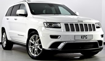 2015 JEEP GRAND CHEROKEE 3.0 CRD Summit 4x4 5dr Auto £23995.00