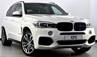 USED 2015 15 BMW X5 3.0 30d M Sport xDrive (s/s) 5dr F/BMW/S/H, Stunning Example ++